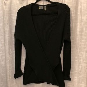 Zella crisscross sweater